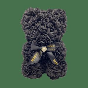 Black Rose Bear Box