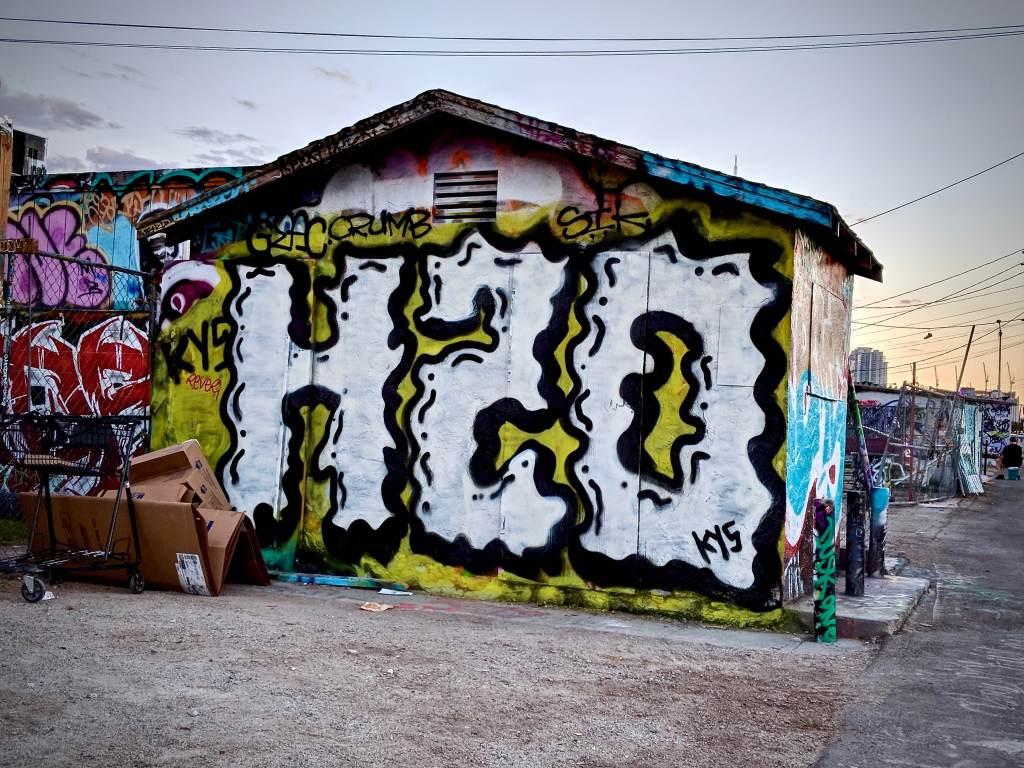 H20 Graffiti