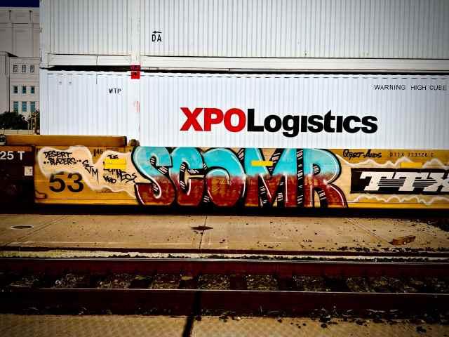 SCAMR Graffiti
