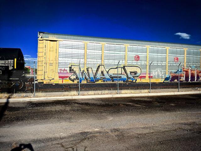 WASP Graffiti