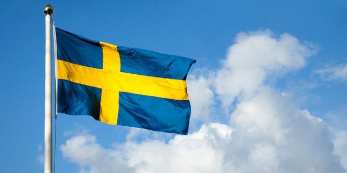 sveriges-flagga