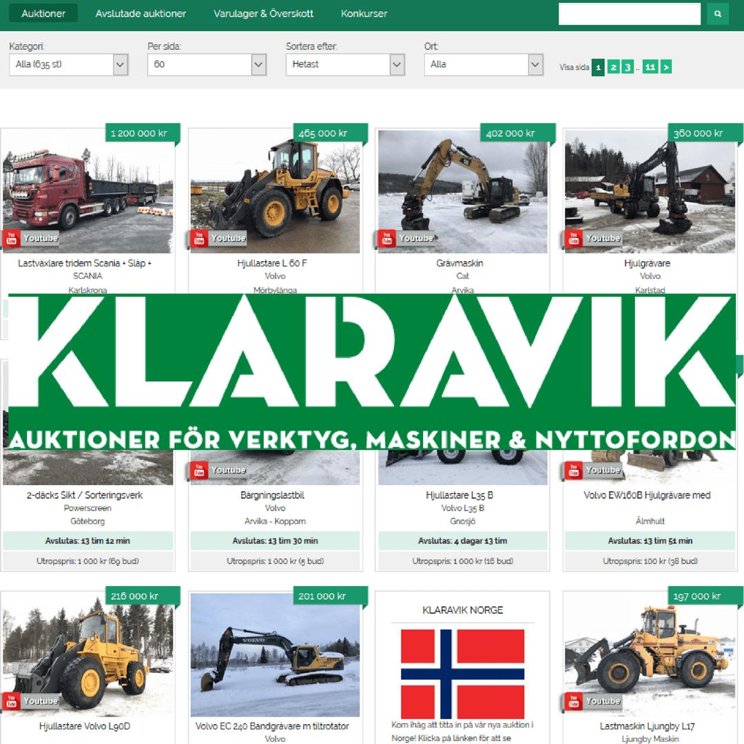 Box Communications, Klaravik, Nätauktioner, Tech-bolag, Kommunikationsrådgivning, PR