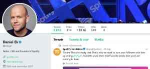 Large Cap, Digitalt ledarskap, Box Communications, Twitter, Topplista, Börs-vd på twitter