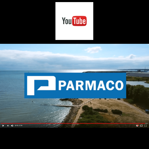 Parmaco, Kundcase, film, youtube, rörligt