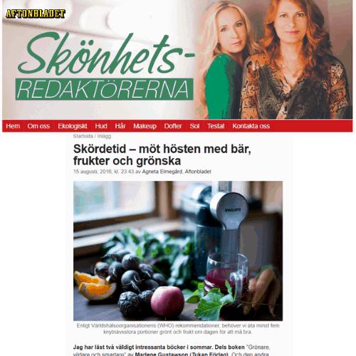 Philips, Aftonbladet