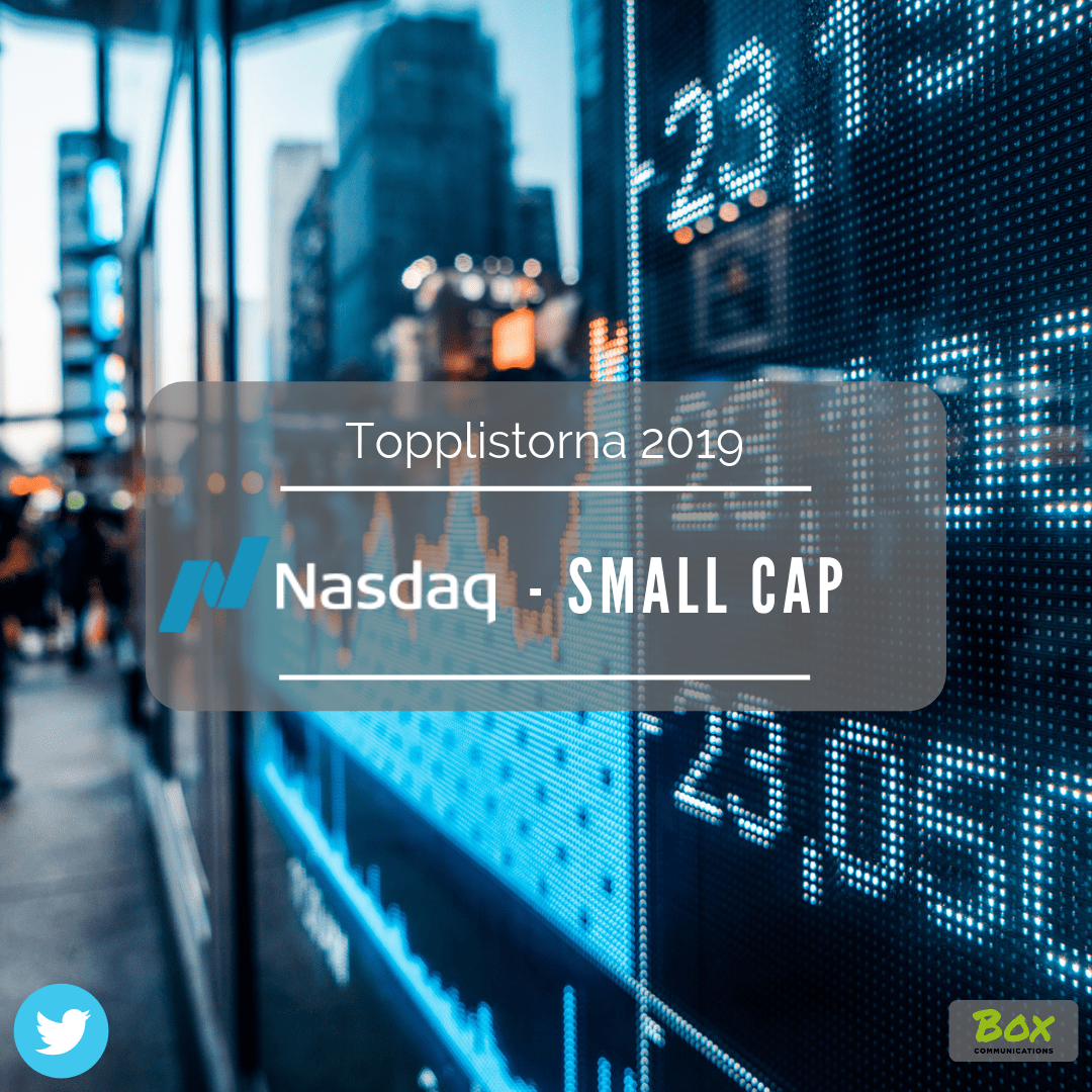 Aktier, börs-vd, sociala medier, twitter, investor relations