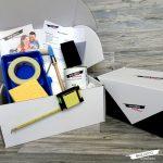 Box ardoise box deco couleurs ouverte