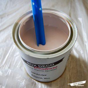 peinture aqua deco box deco couleurs ouverte