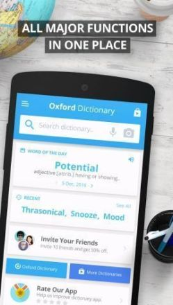 Oxford Dictionary of English Apk Download (5)