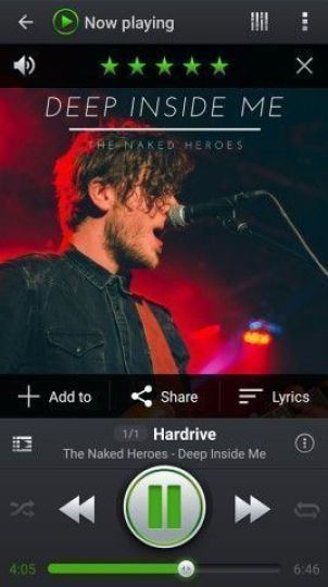PlayerPro Music Player Apk (5)