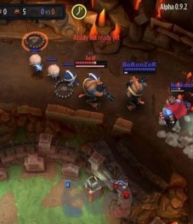 Heroes of SoulCraft MOBA Apk (6)