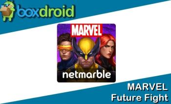 MARVEL Future Fight v4.3.0 – Apk + Data Download