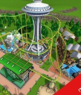 RollerCoaster Tycoon Touch Apk (6)