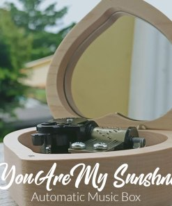 You Are My Sunshine Automatic Music Box