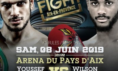 ARENA FIGHT - Youssef BOUGHANEM entre en piste face à Wilson VARELA