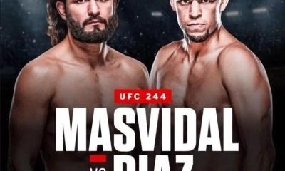 Nate DIAZ vs Jorge MASVIDAL, une vraie ceinture BMF en Jeu ?