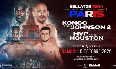 Bellator Paris - Cheick Kongo retrouvera Tim Johnson