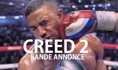 CREED 2 - Bande Annonce Officielle 2 - VF - Michael B. Jordan / Sylvester Stallone