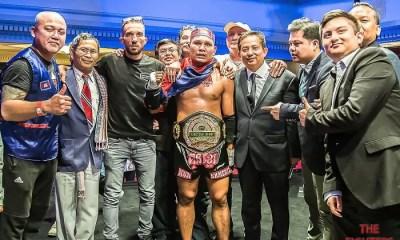 The Fighters Night - La boxe Thaïlandaise a fait palpiter Aix Les Bains