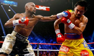 I AM A LEGEND - Quand Floyd MAYWEATHER affrontait enfin Manny PACQUIAO - VIDEO