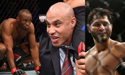 Ali Abdelaziz dément l'annonce de Jorge Masvidal sur une revanche face à Kamaru Usman