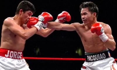 I AM A LEGEND - Quand Manny PACQUIAO infligeait à Jorge SOLIS sa première défaite - Vidéo du KO