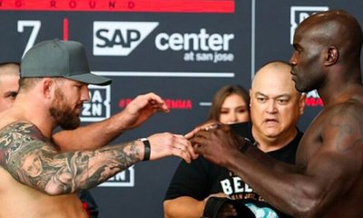 Cheick KONGO revient pour la première fois sur son combat face à Ryan BADER au Bellator 226