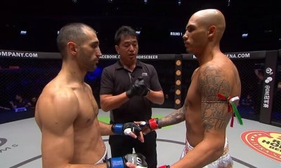 Samy SANA vs Armen PETROSYAN - Full Fight Video - ONE