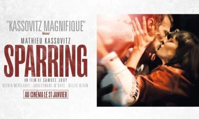 CINEMA - SPARRING - La Bande Annonce du film avec Mathieu KASSOVITZ et Souleymane M'BAYE