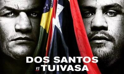 UFC Adelaide - Résultats