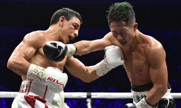 Nordine OUBAALI vs Takuma INOUE - Full Fight Video - BOXING