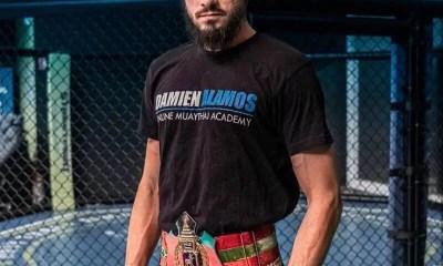 Damien Alamos est de retour et signe avec L'Arena Fight Championship