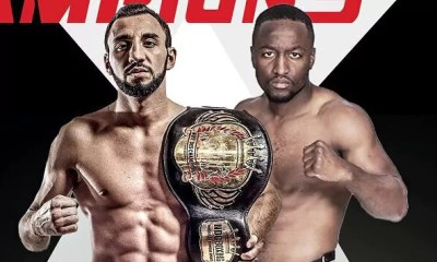 Chingiz ALLAZOV vs Cedric MANHOEF - Combat de Kickboxing - Fight Video