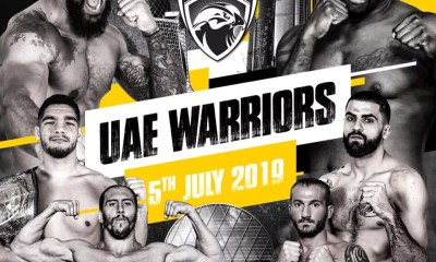 Amin AYOUB vs Yousef WEHBE 2 pour devenir double champion de l'UAE Warriors