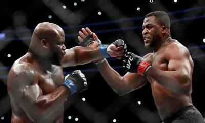 Exit Jon Jones, la revanche Ngannou vs Lewis privilégiée par l'UFC ?