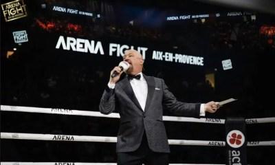 L'ARENA FIGHT tease un retour en 2020 avec trois événements