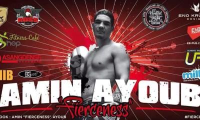 Amin Ayoub remporte une nouvelle victoire face à un adversaire impressionnant