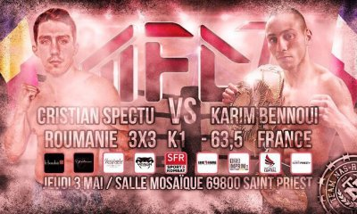 MFC 7 - Karim BENNOUI et Yuksel AYAYDIN pour deux combats chocs !