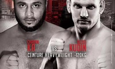 100% FIGHT 38 - Chaban KA fait son come-back !