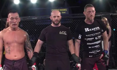 Christophe Réa vs Jason Forssel - Full Fight Video - LFC 7