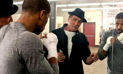 CINEMA - CREED 2 - Bande Annonce Officielle VF - VIDEO