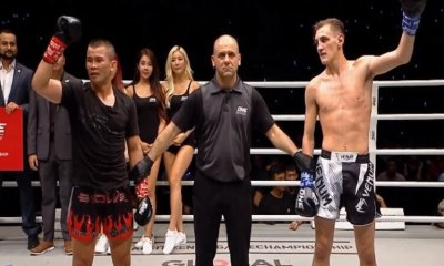 Brice DELVAL vs NONG-O - Full Fight Video - ONE Championship