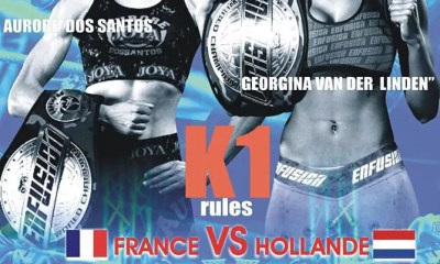 ECD 11 - DOS SANTOS vs VAN DER LINDEN - Duel de Championnes !