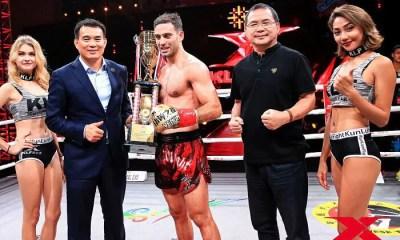 KUNLUN FIGHT 70 - Yohann DRAI remporte le tournoi ! VIDEO