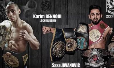 Karim BENNOUI vs Sasa JOVANOVIC - K-1 Fight Video - DUBAI FIGHT