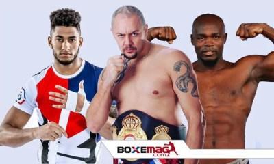 Johann DUHAUPAS veut combattre Carlos TAKAM en mars et Tony YOKA en 2019