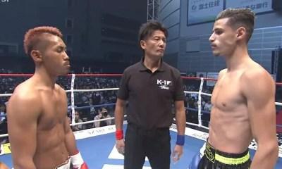 Elias MAHMOUDI vs Yuta MURAKOSHI - Full Fight Video - K-1 World GP 2018