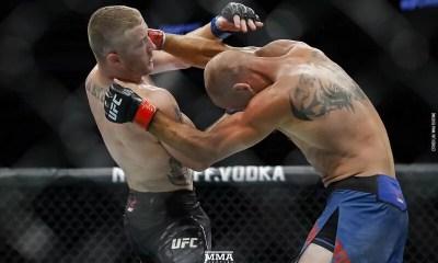 UFC - GAETHJE stoppe CERRONE au premier round - VIDEO