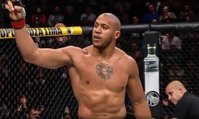 Ciryl GANE vainqueur par soumission pour sa première à l'UFC - VIDEO