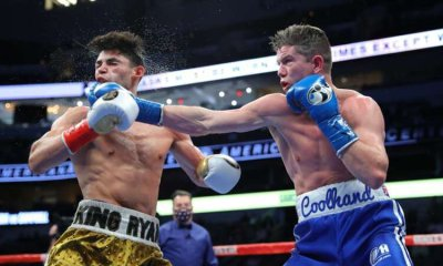 Video HL - Ryan Garcia vs Luke Campbell